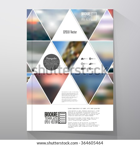 business template for brochure