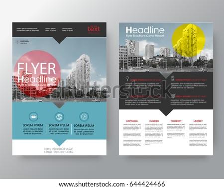 business templates creative design set of brochureposter flyer pamphlet brochure cover design layout
