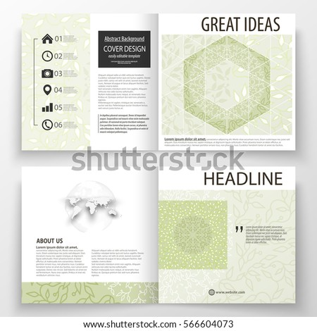 business templates  square