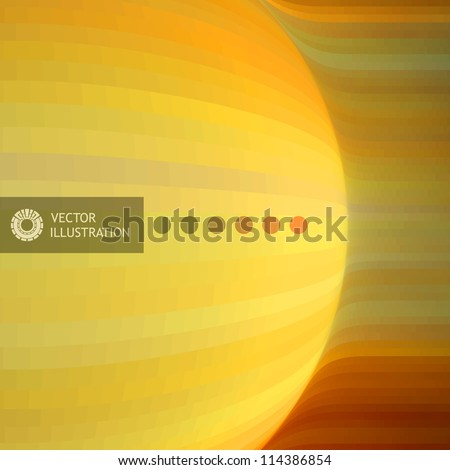 Business vector background