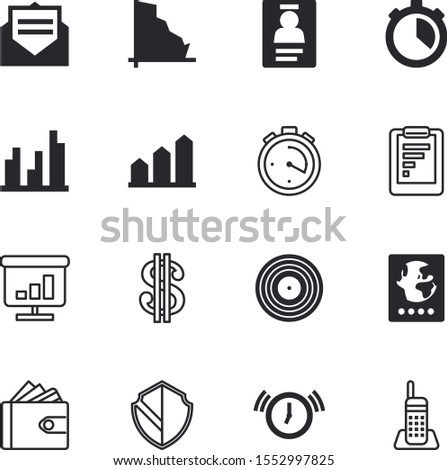 business vector icon set such as: phone, retro, communicate, base, demographic, funny, password, check, card, department, alarm, notice, home, trend, citizen, upward, grow, envelope, shield, sales