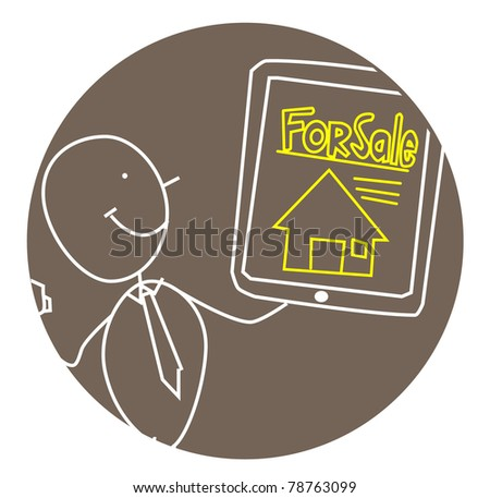 businessman vector sale