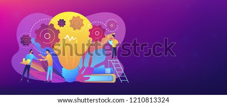 Businessman working and flying like superhero with briefcase. Start up launch, start up venture and entrepreneurship concept on white background. Header or footer banner template with copy space.