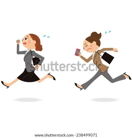 businesswoman who runs