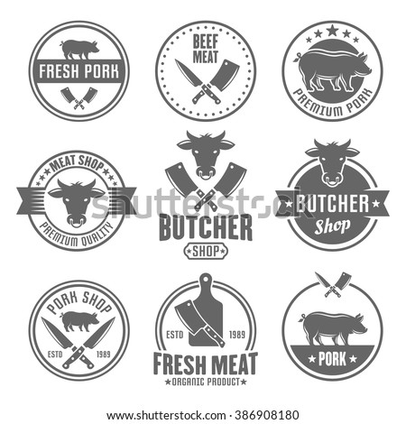 Butcher Cuts Scheme Lamb Mutton also Pig silhouette furthermore Cut in addition Deer Processing Diagram likewise Pork Meat Labels Pig Silhouettes And Heads Design Elements For Logo Label Emblem Sign Brand Mark Vector 22260317. on pork butcher diagram