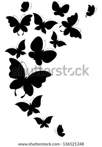 stock-vector-butterflies-design