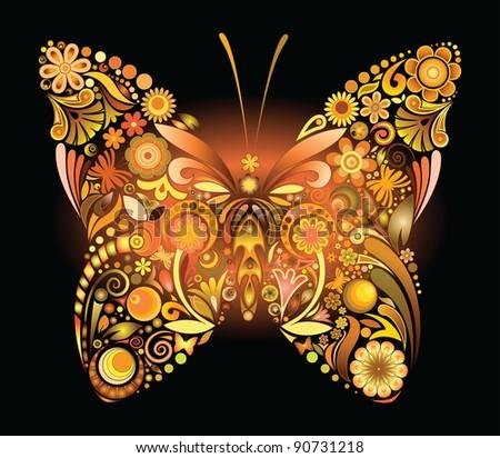 Butterfly gold scheme