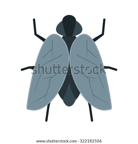 Butterfly, insects,fly icon vector image. Can also be used for Animals and Insects. Suitable for mobile apps, web apps and print media.