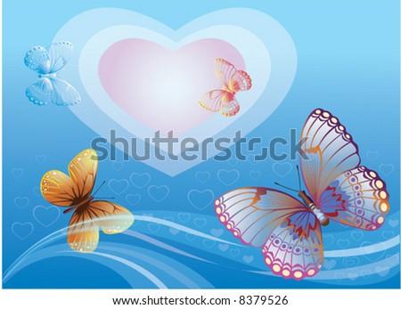 wallpaper blue butterfly. wallpaper blue butterfly.