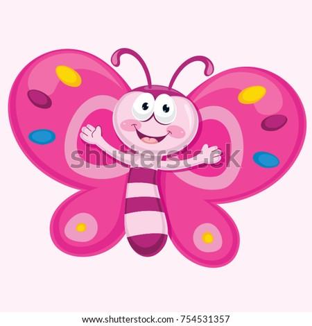stock-vector-butterfly-vector-illustration