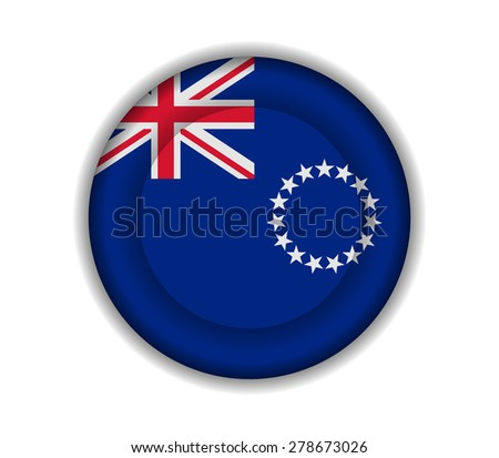 button flags cook islands