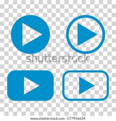 Button, icon. Vector illustration #577956634