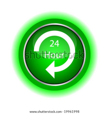 button with 24 hour