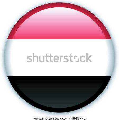 Button with map from Yemen