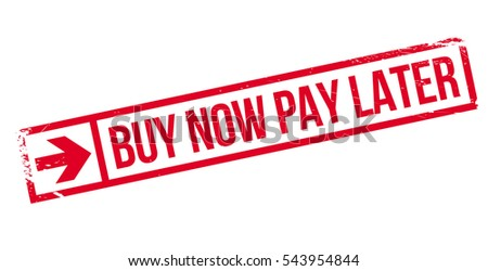 buy now pay later stamp grunge