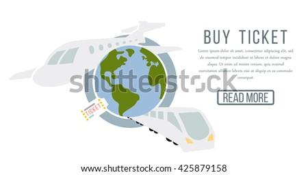 buy ticket online via internet