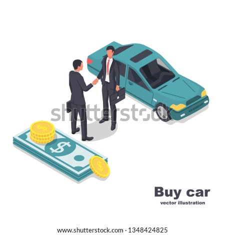 buying or renting a car two