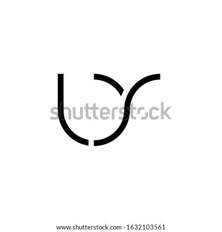 by logo design vector template Stock fotó ©