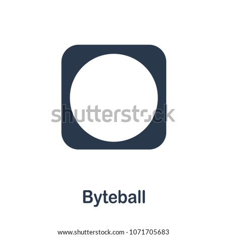 Byteball Bytes Cryptocurrency Coin Sign