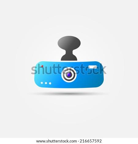 Video Recorder Vector C?ar Digital Video Recorder