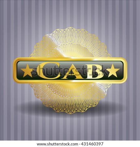 Cab shiny emblem