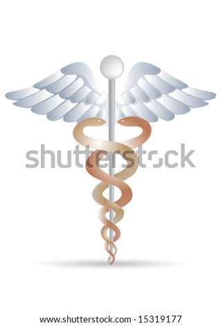 caduceus pharmacy logo