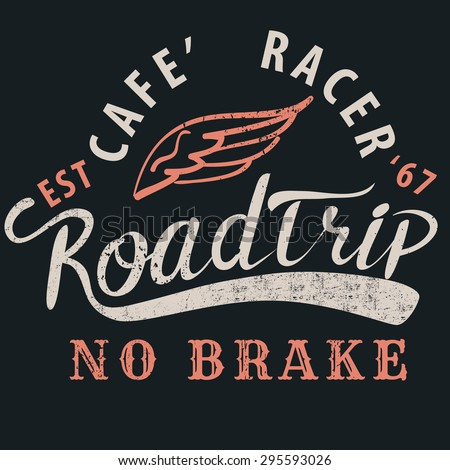 cafe racer road trip...