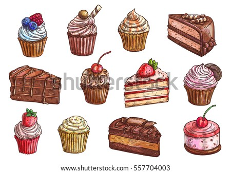 cakes  cupcakes and pastry