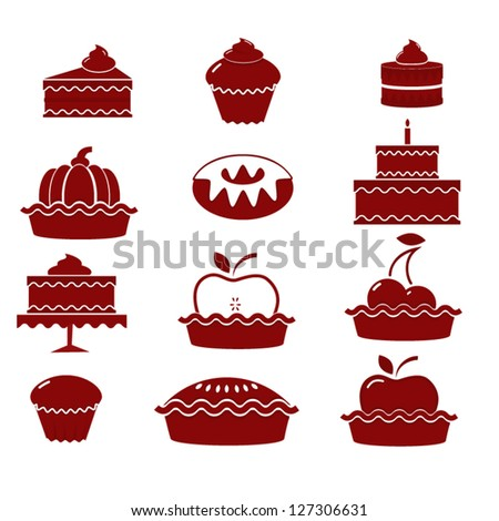 cakes  pies and other baking