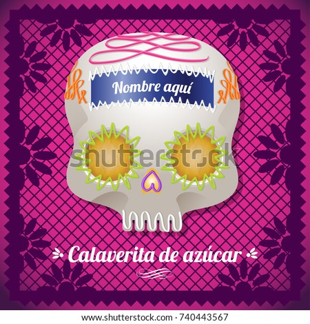 calaverita de az car  sugar