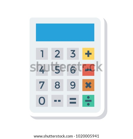 calculator accounting device
