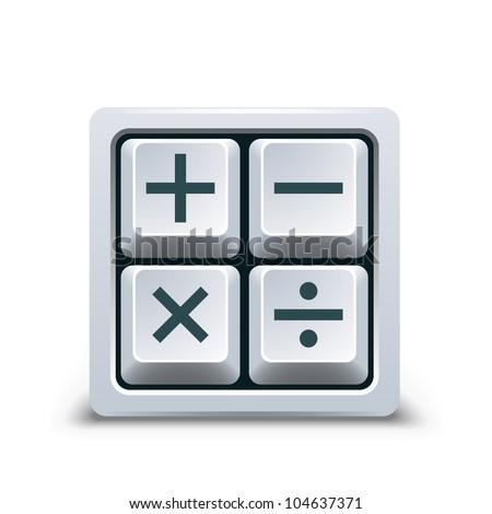 Calculator symbol