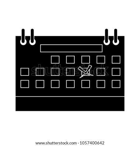 Calendar events icon
