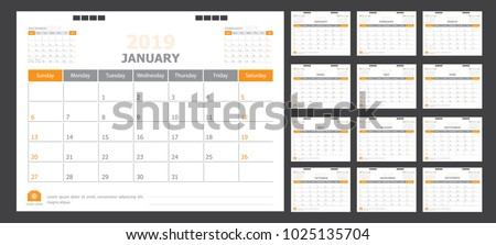 stock-vector-calendar-for-orange-background