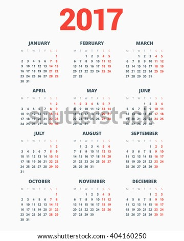 stock-vector-calendar-for-year-on-white-background-week-starts-monday-simple-vector-template-stationery