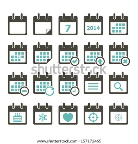 Calendar Icon - Color