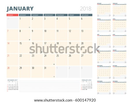 stock-vector-calendar-planner-for-year-design-template-week-starts-on-sunday-months-on-the-page