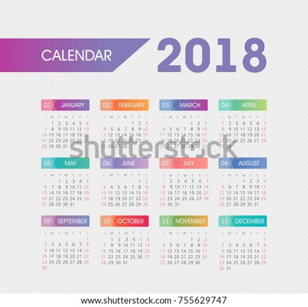 stock-vector-calendar-year-week-starts-from-sunday-eps