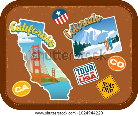 california and colorado travel...