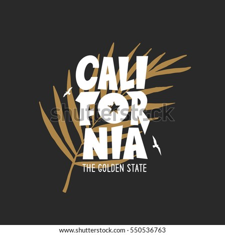 california golden state t shirt