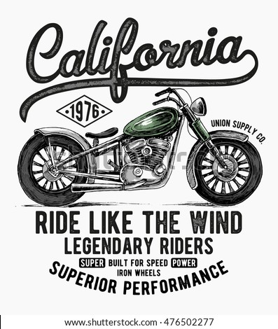 california motorcycle