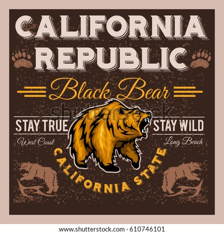 california republic vintage