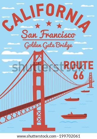 california san francisco golden