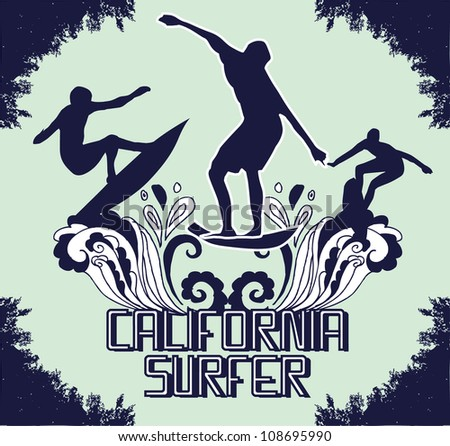 california surfer
