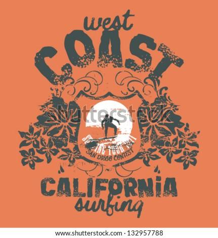 california surfing company ...