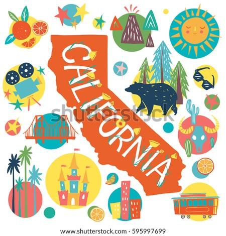 california tourist attractions