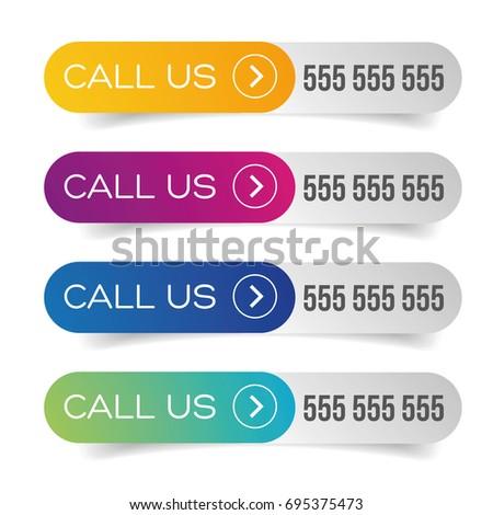 Call us button set