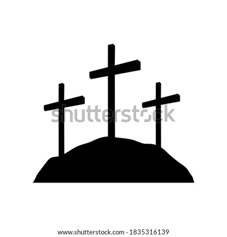 calvary crosses  christianity