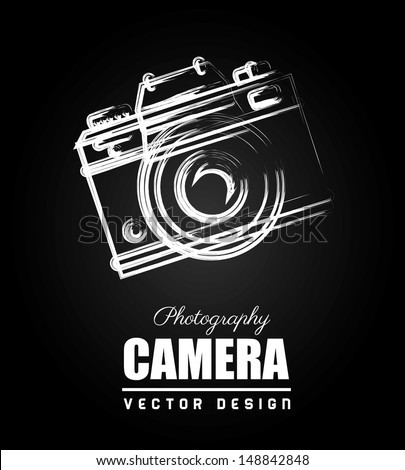 camera design over black