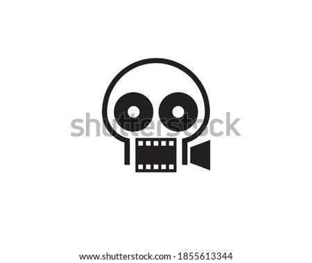 camera recorder with big eyes